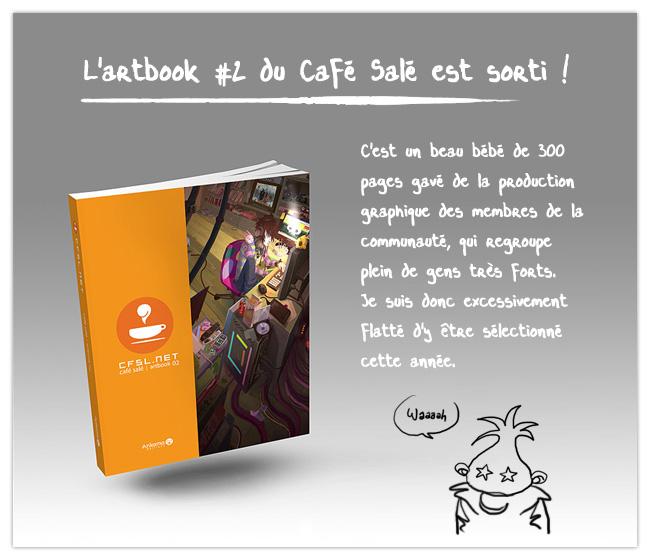 Artbook CFSL #2